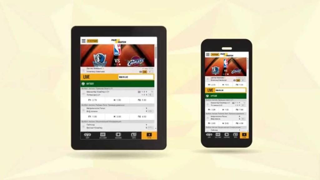 parimatch mobile